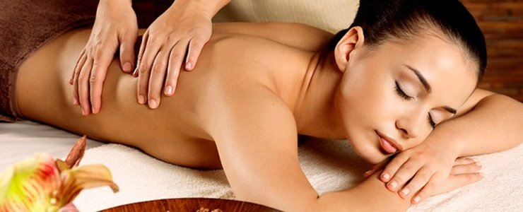 Stres Relief Massage NYX HOTEL CANCUN Cancun